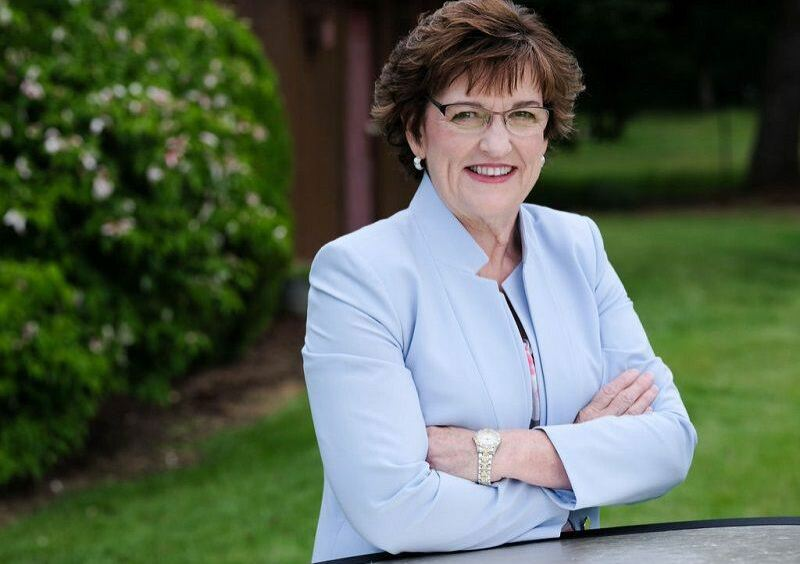 FILE PHOTO - Clackamas County Chair Tootie Smith