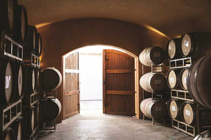 PMG FILE PHOTO - Cellars throughout Oregon wine country will be busy as wineries gradually return to normalcy after more than a year of challenges during the pandemic.