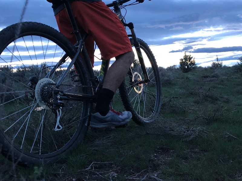 COURTESY PHOTO  - The Bonecrusher mountain bike event will be at the Madras Trails Saturday.