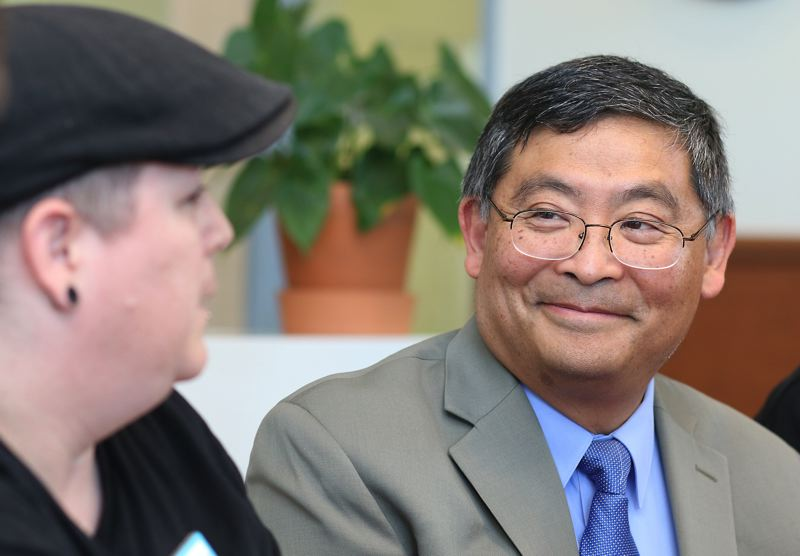 COURTESY PHOTO: PORTLAND COMMUNITY COLLEGE - Mark Mitsui will depart in mid-2022 after nearly six years as Portland Community College's president.