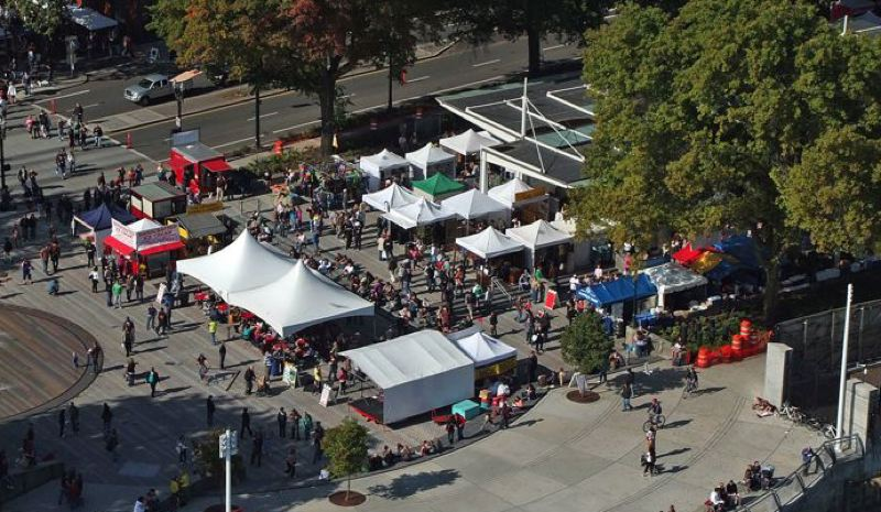 PMG FILE PHOTO - Saturday Market in a previous year.