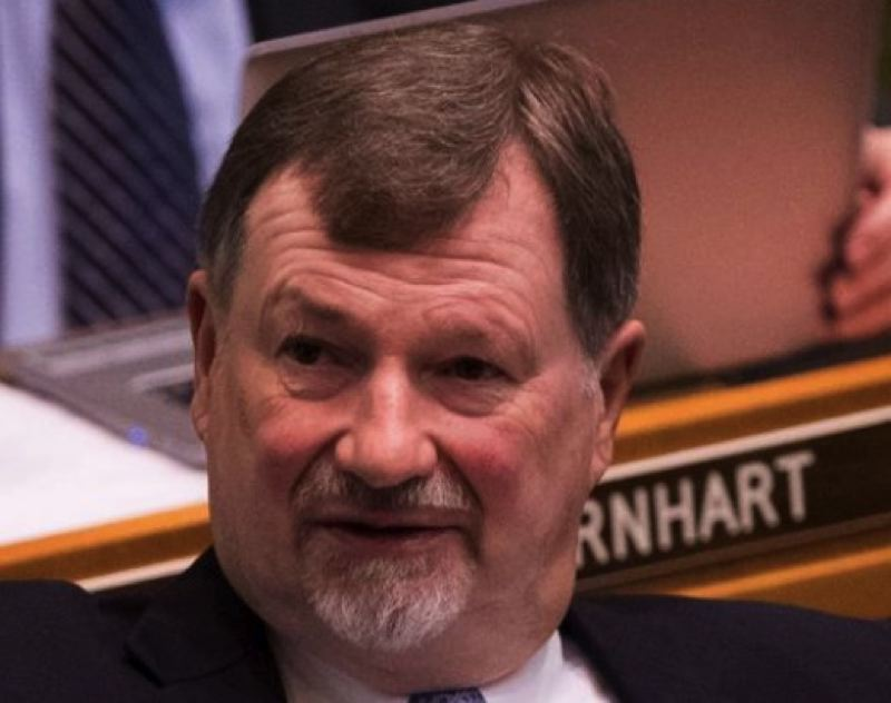 PMG FILE PHOTO - Rep. Brad Witt, a Democrat from Clatskanie, will temporarily give up a committee chairmanship while a complaint against him is investigated.