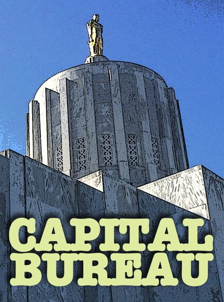 oregon capital bureau
