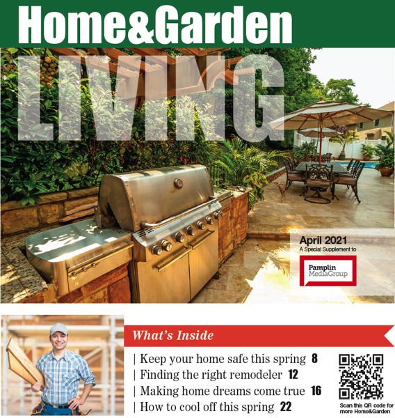 (Image is Clickable Link) Spring Home & Garden April 2021