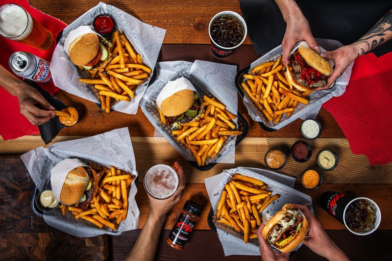 COURTESY PHOTO: CARLY DIAZ - Fries with that? Killer Burger has signed a lease for a new restaurant at 1620 N.W. 23rd Ave., its fifth Portland location.