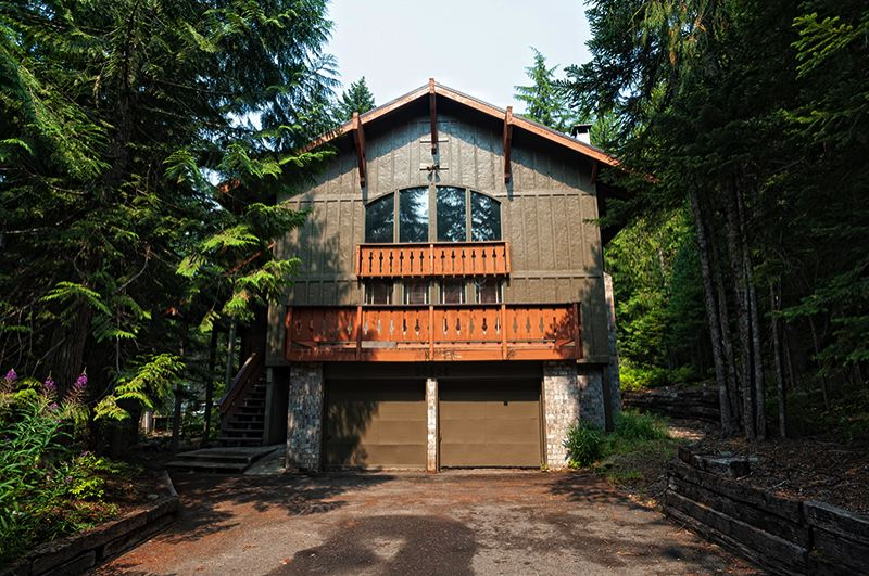 COURTESY PHOTO - A stay at a cabin in Government Camp is one of the auction items for bid during the ARTS Elevated fundraiser.