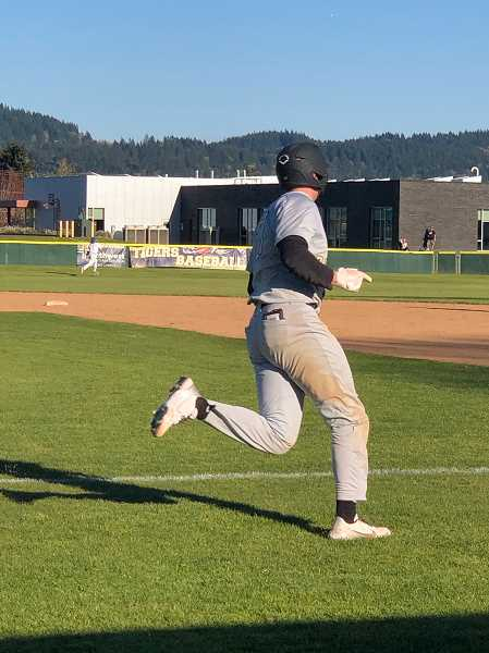 COURTESY PHOTOCOURTESY PHOTO - On top of being a junior at Southridge High School, Jacob Dodge also dedicates 30 to 40 hours to baseball a week.