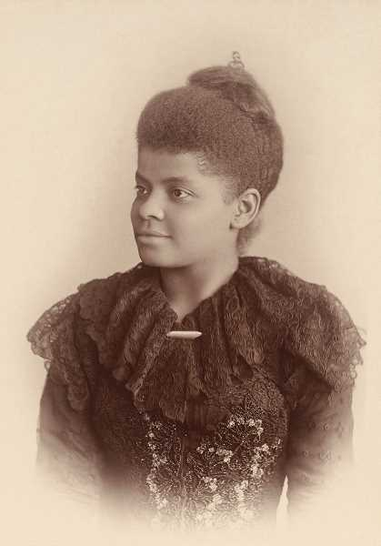 MARY GARRITY/RESTORED BY ADAM CUERDEN (WIKIMEDIA COMMONS) - Ida B. Wells-Barnett, a former journalist and founding member of the NAACP, is the namesake of Southwest Portland's high school.