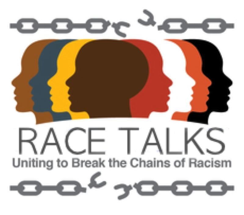 CONTRIBUTED - The RACE TALKS logo