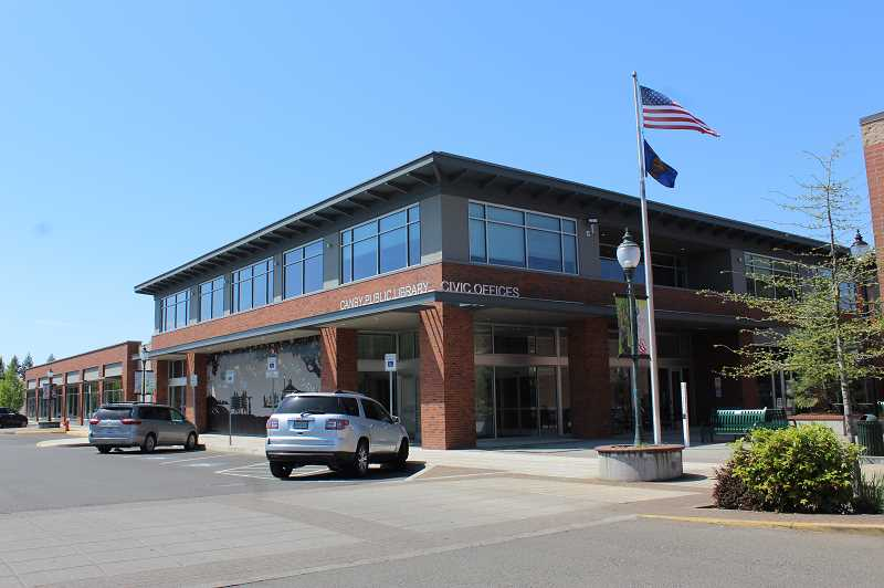PMG FILE PHOTO: KRISTEN WOHLERS - The city of Canby is once again limiting in-person visits to most of its facilities in light of Clackamas County escalating to the extreme risk category Friday, April 30.
