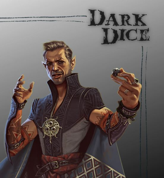 COURTESY IMAGE: DARK DICE - 'Dark Dice,' a podcast based in Portland, has brought in Jeff Goldblum as one of its characters.