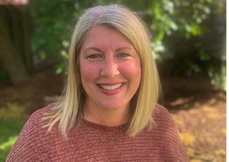 COURTESY PHOTO - Sarah Dorn will leave her vice principal position to act as principal of Sandy High in July.