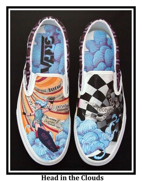 COURTESY PHOTO: SANDY HIGH SCHOOL  - Sandy High is the only Oregon high school to place in the top 50 schools in the Vans Custom Culture Contest.