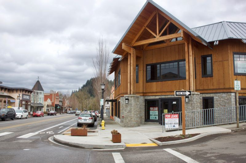 PMG FILE PHOTO - Troutdale's main business street will be closed Tuesday, May 4, to accommodate a film crew.