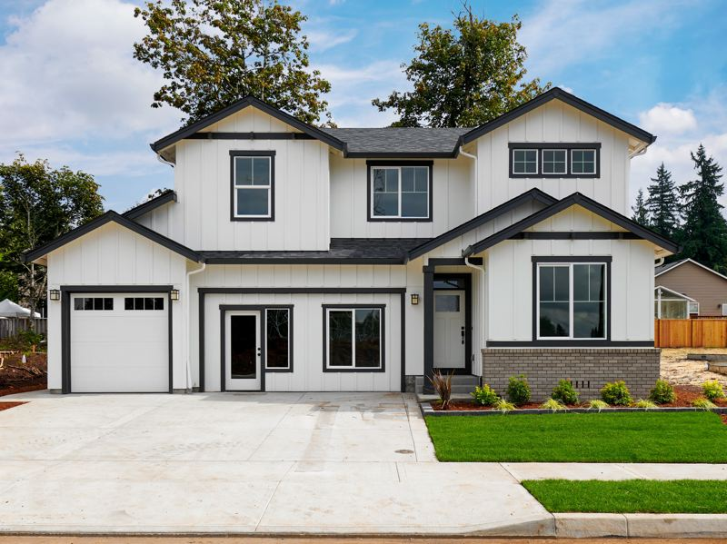 COURTESY PHOTO: HARCOURTS REAL ESTATE NETWORK  - Sales prices for homes at Sandy Woods are estimated to be listed between $400,000 and $450,000.