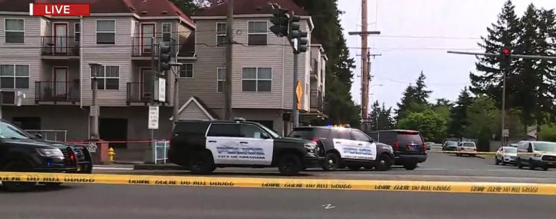 Portland, Gresham police: 2 dead, 2 wounded in shootings