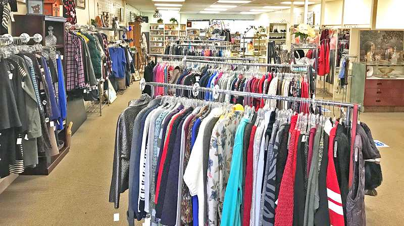 COURTESY PHOTO: AMERICAN CANCER SOCIETY - The Discovery Shop, which had offered upscale retail items over the years, is closing for good on May 22.