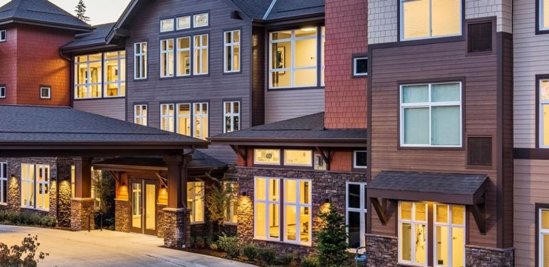 MorningStar Assisted Living & Memory Care of Beaverton is located at14475 SW Borrows Rd.