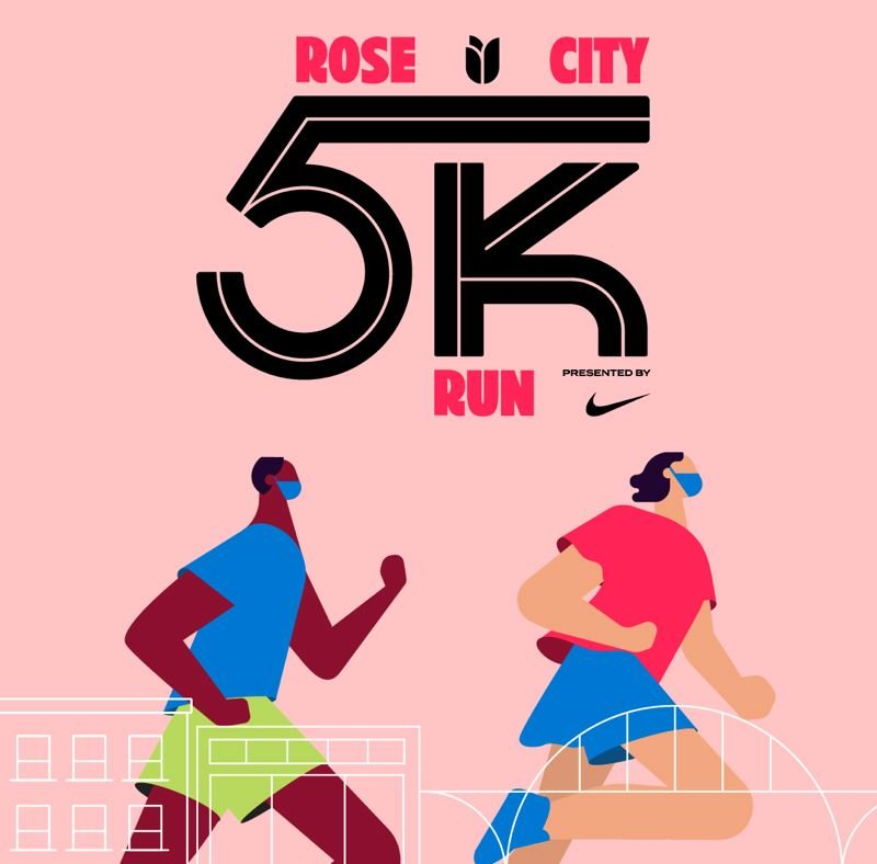 Rose City 5K Run set for downtown on May 20