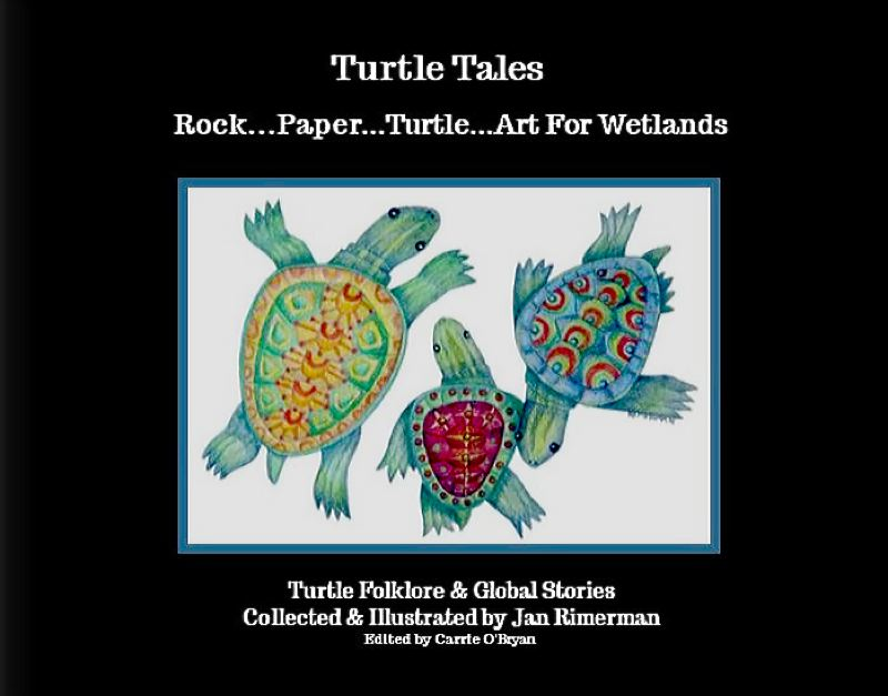 COURTESY PHOTO - Pictured here is the cover art of Jan Rimerman's book that will be available at the Lakewood event.
