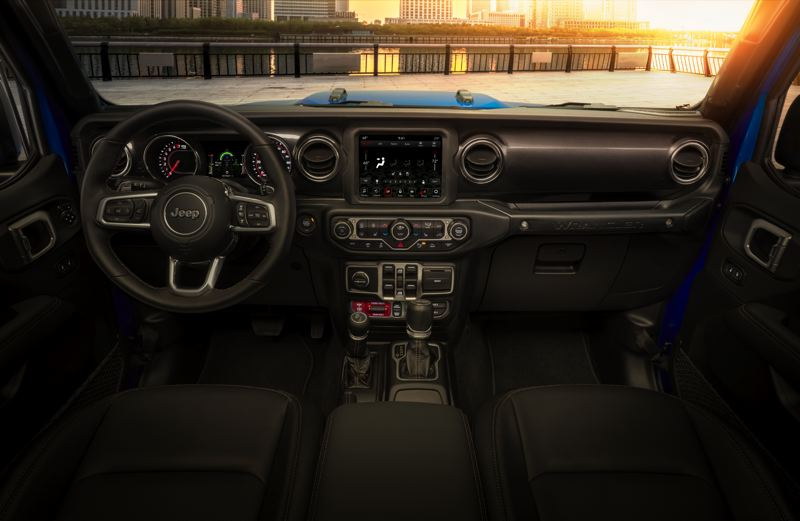 CONTRIBUTED PHOTO: JEEP - The 2021 Jeep Wrangler Rubicon 392 has the most advanced technologies of any Wranger ever produced.
