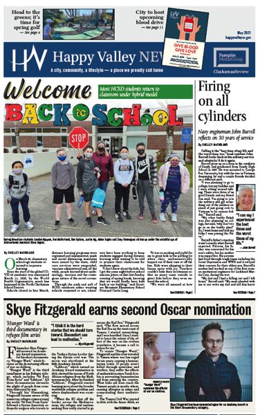 (Image is Clickable Link) Happy Valley News May 2021