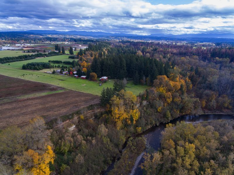 COURTESY: CRBC - The Clackamas River flows 83 miles from its headwaters to its confluence at the Willamette River and supplies drinking water to almost 300,00 people in Clackamas County.
