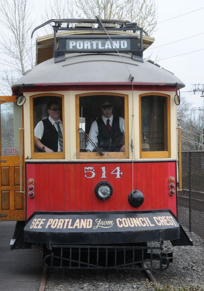 PMG FILE PHOTO - The Willamette Shore Rail Way line could get improvements under a congressional budget proposal.