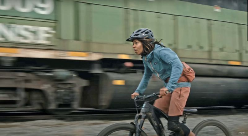COURTESY PHOTO - 'Becoming Ruby' is a Pacific Northwest film in the Filmed by Bike Festival.