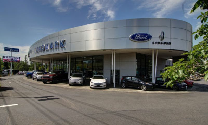PMG FILE PHOTO - The Landmark Ford Lincoln dealership in Tigard.
