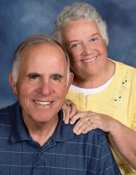 COURTESY PHOTO - Ralph Brown with his wife Carol. Brown has been missing since 6:30 p.m Sunday, May 16, and was last seen driving a navy blue Nissan Sentra.