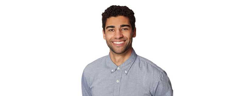 COURESTY IMAGE - Marcus Lathan, of Portland, has joined the cast of 'The Bachelorette' on ABC