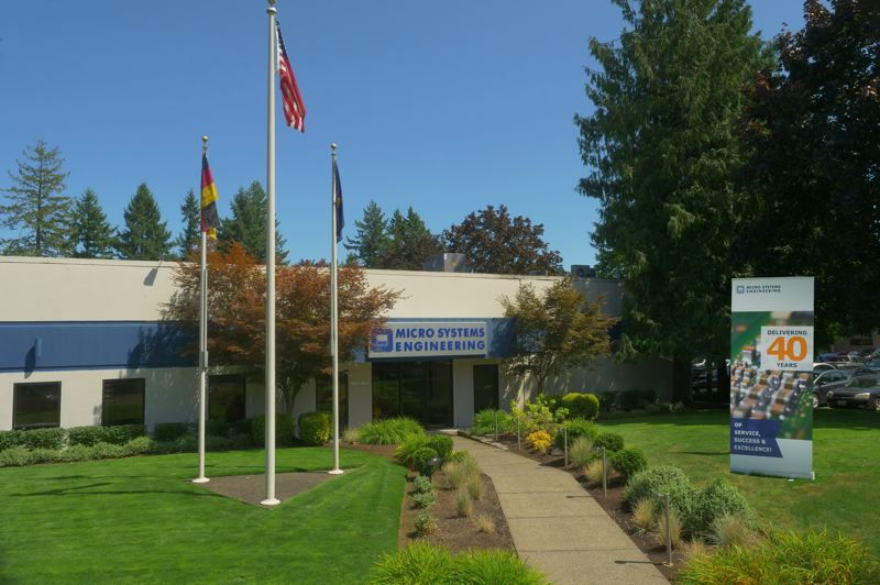 COURTESY PHOTO - Micro Systems Engineering Inc. is looking to hire new employees and potentially expand its building.