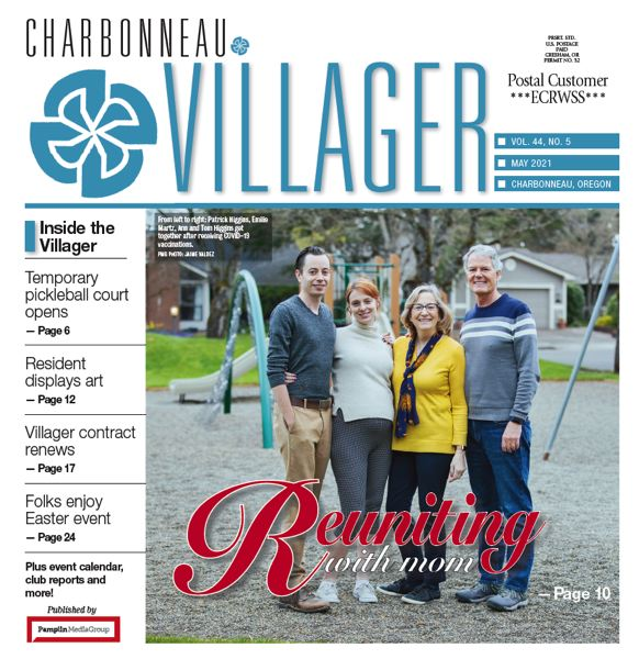(Image is Clickable Link) Charbonneau Villager May 2021