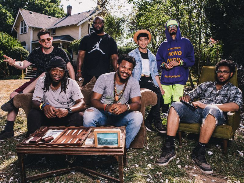 COURTESY PHOTO - Ghost Note will be part of the Waterfront Blues Festival at The Lot at Zidell Yards.
