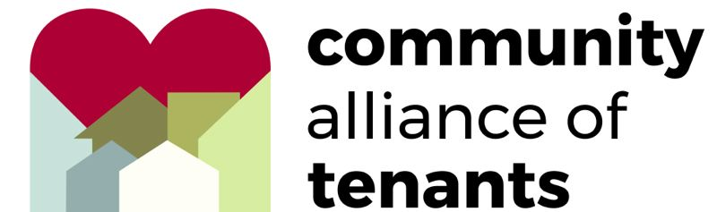 CONTRIBUTED: CAT - The Community Alliance of Tenants logo.