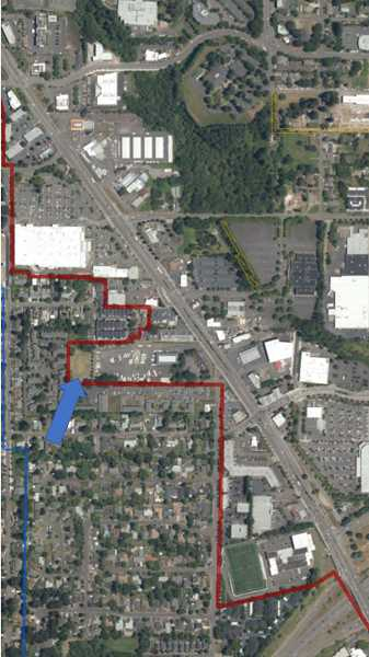 COURTESY PHOTO: CITY OF TIGARD - The city has approved plans to sign a development assistance and loan agreement to purchase land for affordable housing.