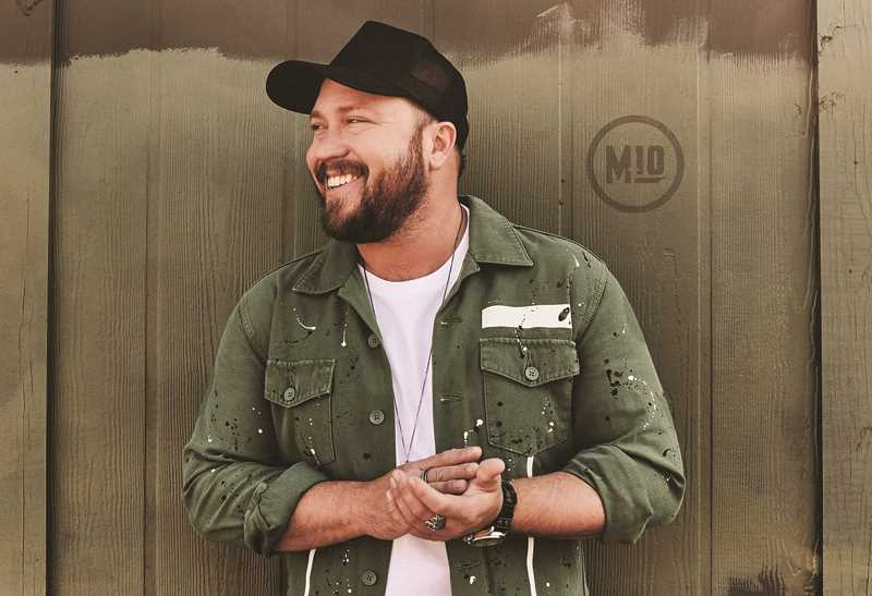 COURTESY PHOTO - County-western singer/songwriter Mitchell Tenpenny is slated to perform Aug. 5 at the Yamhill County Fair.
