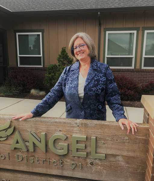 COURTESY PHOTO: MOUNT ANGEL SCHOOL DISTRICT - Rachel Stucky has been hired as the new Mount Angel School District superintendent. She begins the position on July 6, replacing Troy Stoops who accepted a position with Junction City schools.