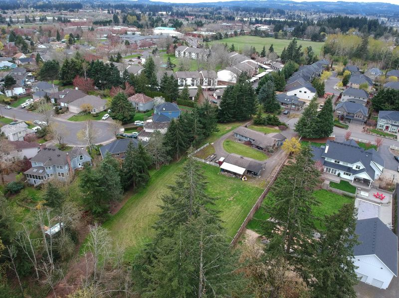 COURTESY PHOTO - Wilsonville City Council approved the zoning change and map amendment for a new five-lot development near Southwest Canyon Creek Road.