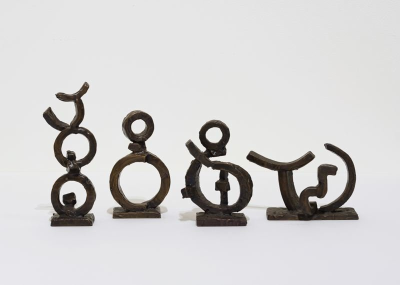 COURTESY PHOTO: ELIZABETH LEACH GALLERY - Lee Kelly is a famous sculptor and his work is showing at Elizabeth Leach Gallery.