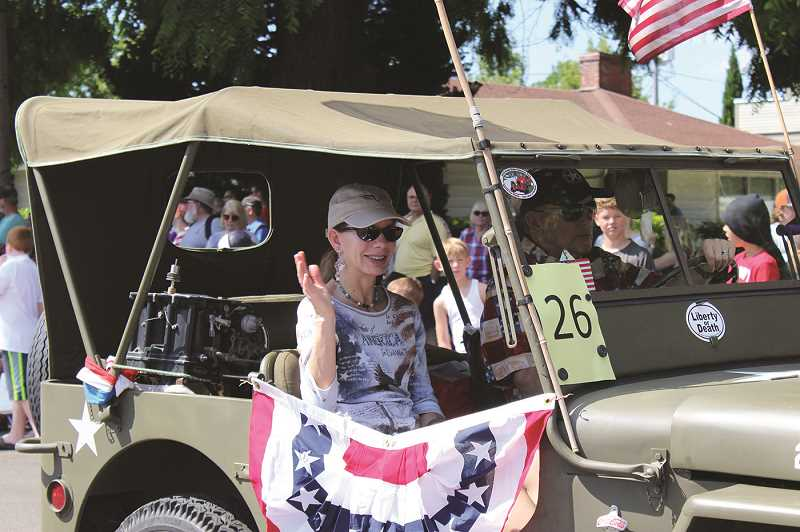 PMG PHOTO: KRISTEN WOHLERS - Canby's 2021 Independence Day Celebration has been cancelled due to continued uncertainty about Covid-19 restrictions. Local organizations and businesses are hoping to fill in the gaps with some activities, however.