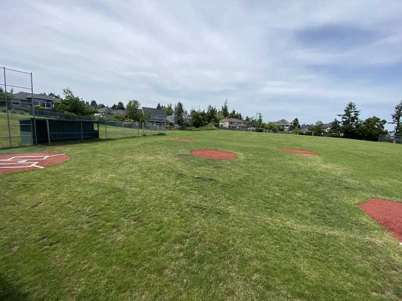 PMG PHOTO: HOLLY BARTHOLOMEW - The West Linn-Wilsonville School Board has decided to sell the Oppenlander property , a ten-acre piece of lane on Rosemont Road in West Linn.