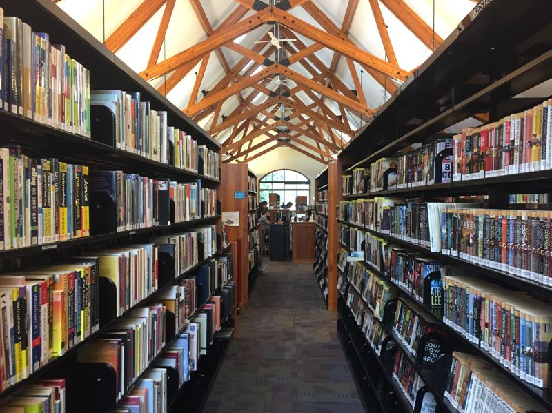 PMG FILE PHOTO - The Estacada Public Library will host a summer reading program through the end of July.