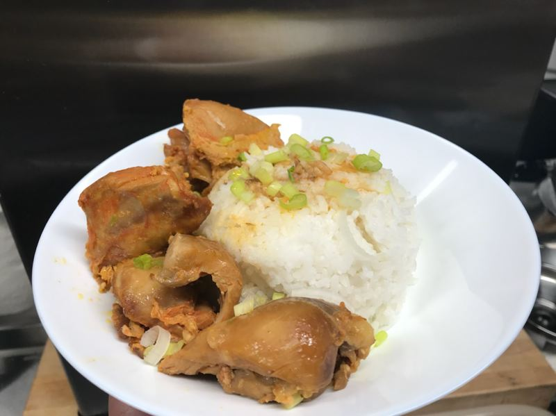COURTESY PHOTO: KUYAS ISLANDER CUISINE - Chicken adobo is unofficially considered the national Filipino dish.
