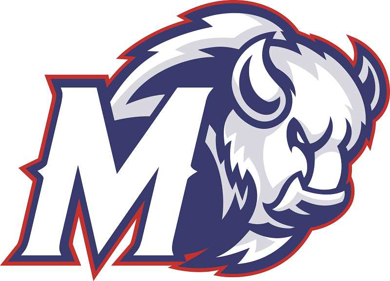 MHS LOGO  - The Madras White Buffs played one bad game this year, against Summit. Otherwise, they are unbeaten.