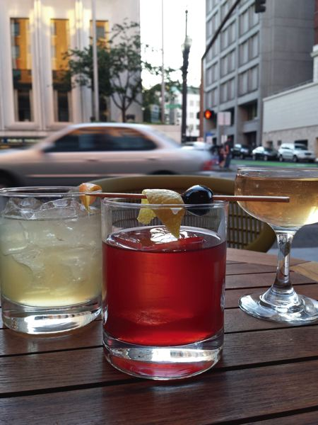 PMG FILE PHOTO - Oregon lawmakers could make to-go cocktails that began during the COVID-19 pandemic permanent.