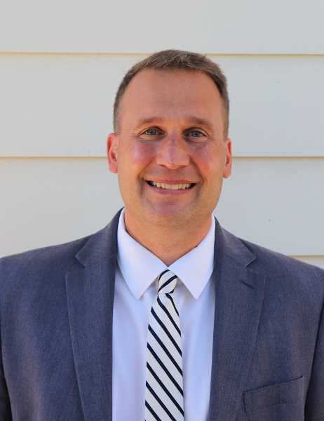 COURTESY PHOTO - Dr. Aaron Downs is Canby School District's new superintendent.