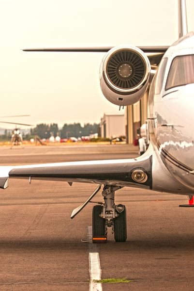 PMG FILE PHOTO - The Oregon Aviation Board is accepting grant funding for a new Aurora Airport master plan update.