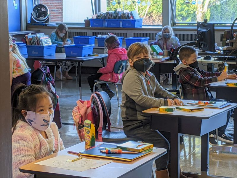 PMG FILE PHOTO - Oregon lawmakers have approved $9.3 billion for schools.